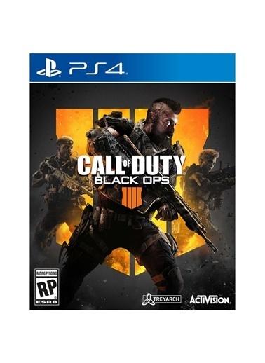 Sony Call Of Duty: Black Ops 4 PS4 Oyun  Renkli
